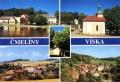 Čmeliny-Víska pohlednice