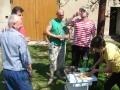 Velikonoční křístání 2011
